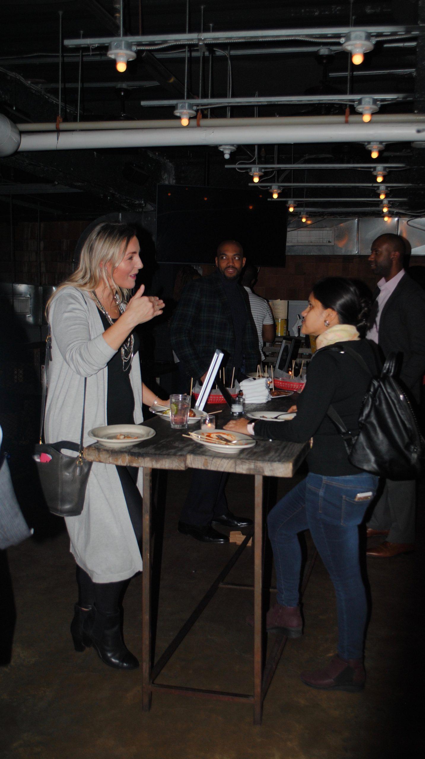 MEBO Society - #MEETMEBOMIXER - Stamford, CT - November 2019